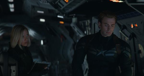 《复仇者联盟4》14位英雄出镜率排行榜 铁甲奇侠美国队长全片出场时间最多