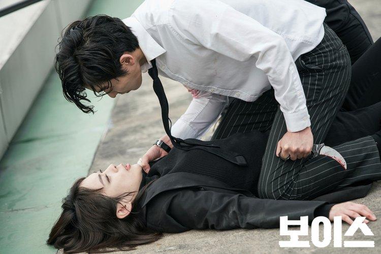 《Voice》金材昱演杀人狂崭露头角 成功上位主演《她的私生活》